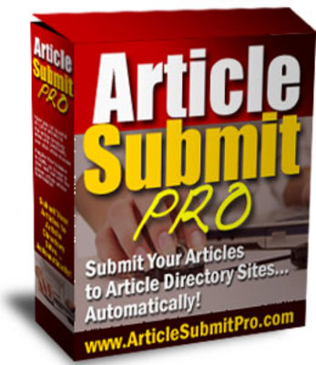 Product picture Article Submit Pro with Master Resell Rights