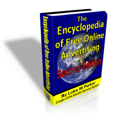 Product picture The Encyclopedia of Free Online Advertising