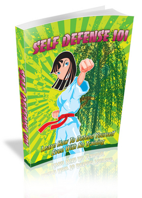 Product picture Self Defense 101