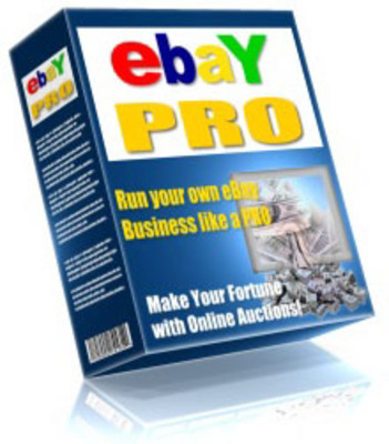 Product picture How To Sell Information Products On Ebay with eBay Pro